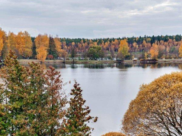 Скидка 30% на отдых осенью!