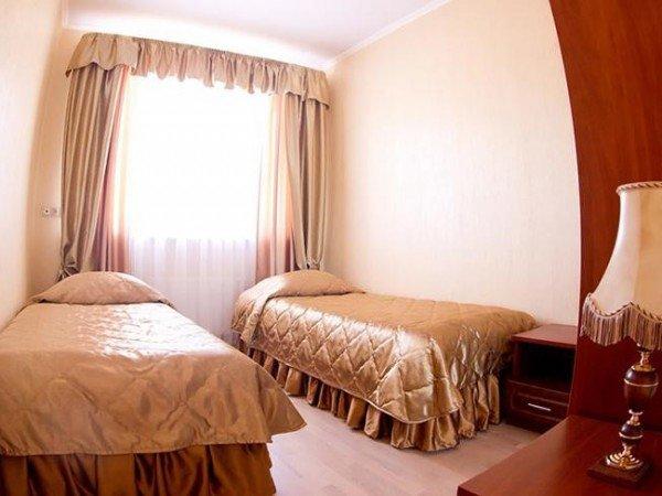 Апартаменты в 2х этажных коттеджах