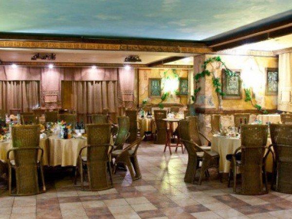 Ресторан «Ольмека»