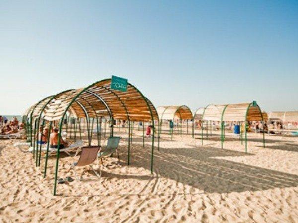 Пляжный комплекс