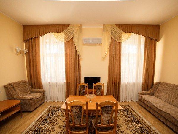 3-х комнатный 2-х местный корпус 1