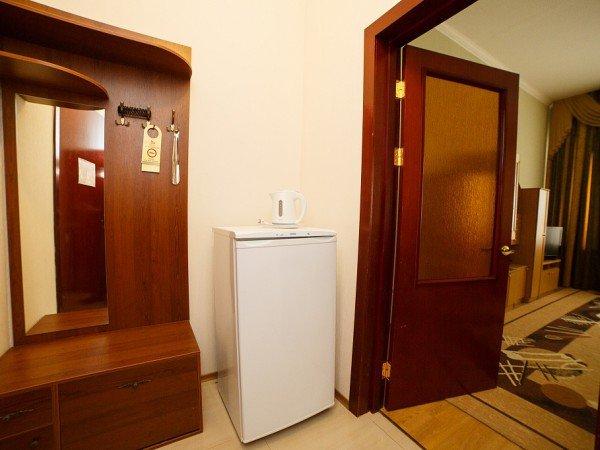 1-но комнатный 2-х местный корпус 3