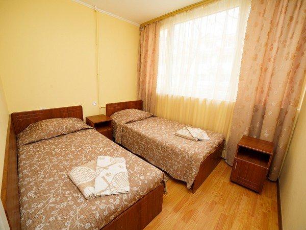 2-х комнатный 2-х местный корпус 5