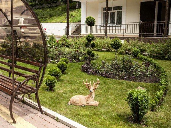 Организация мероприятий в отеле «Белая Дача»