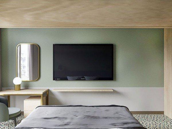 Junior suite (2-местный 1-комнатный)