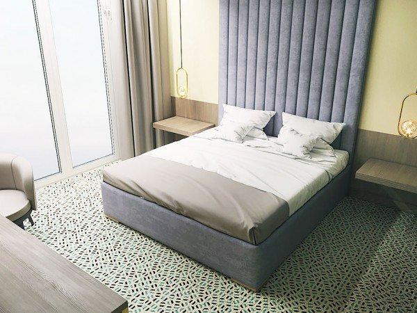 Apartments (2-местный 3-комнатный)