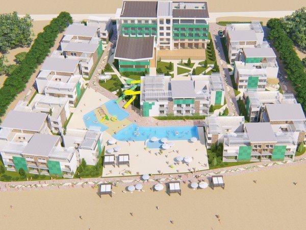 Организация мероприятий в отеле «Aurum Family Resort & Spa»