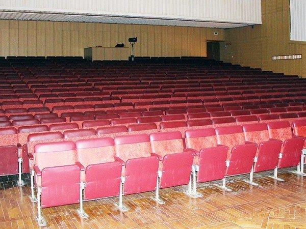 Концертный зал 540 мест