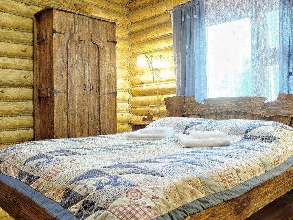 Коттедж для 6-х «Дом 3-х медведей»