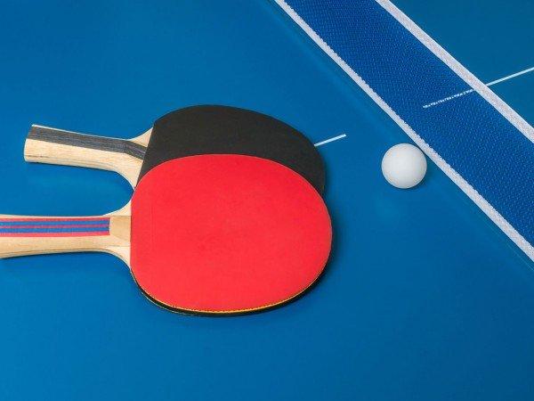 Пинг-понг и бадминтон