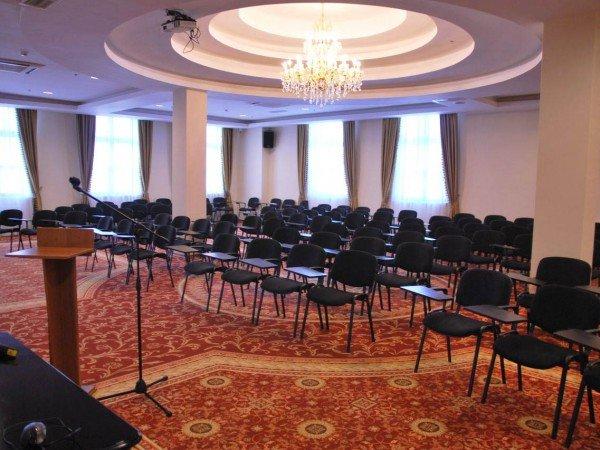 Организация мероприятий в отеле «Гринвуд»