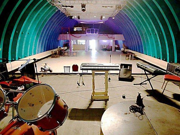 Площадка «Концертный зал»