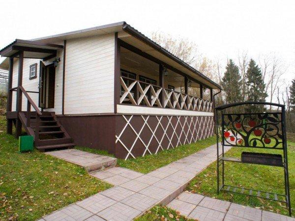 Гостевой домик №1
