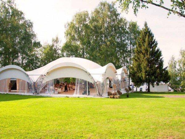 Летний шатер