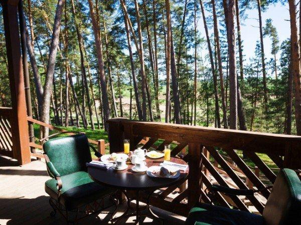 Панорамный ресторан A La Carte