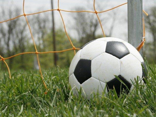 Футбольная площадка