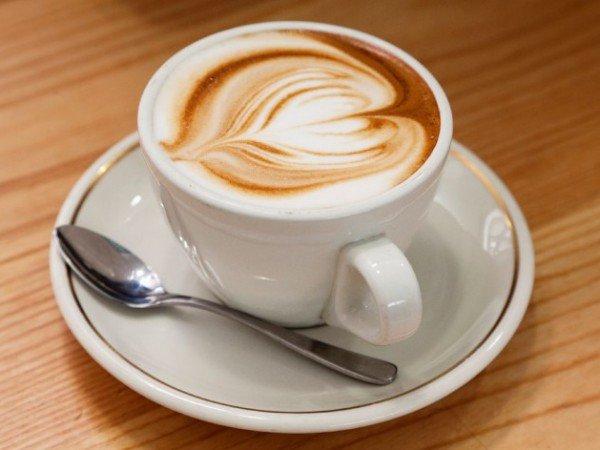 Кафе на территории