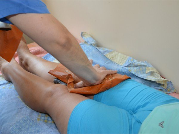 Грязевые процедуры