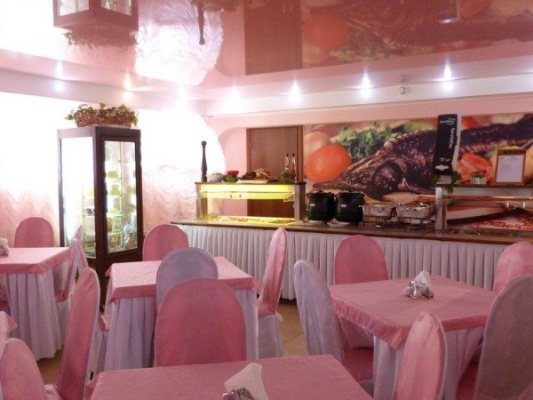 Ресторан Ланч-Холл