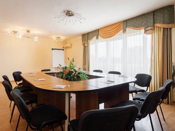 Малый конференц-зал в корпусе «Коралл»