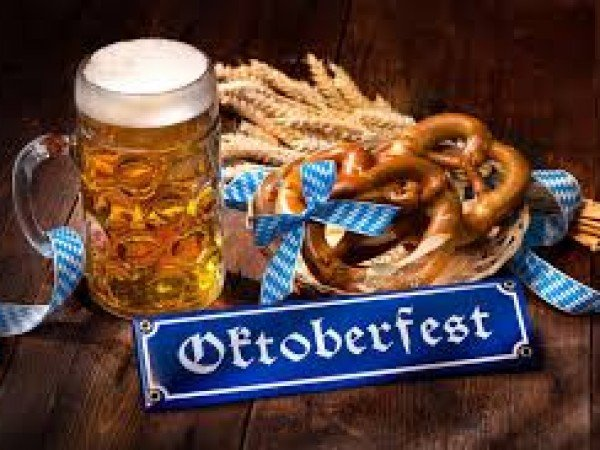 Октоберфест (25-27 сентября)