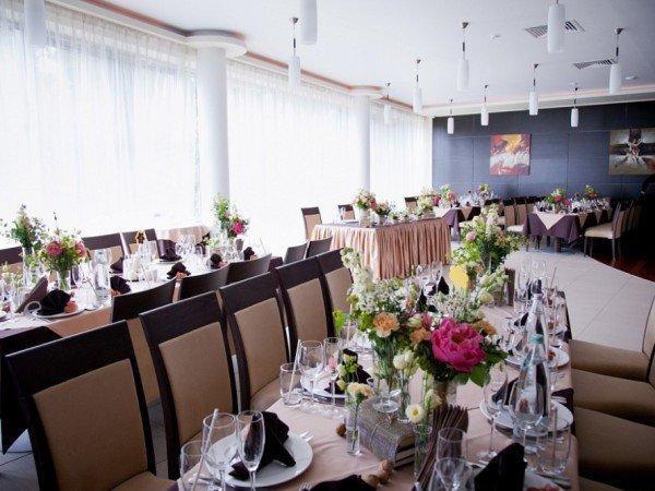 Организация мероприятий в отеле «Величъ Кантри Клуб»
