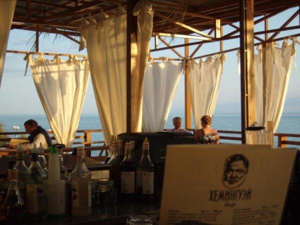 «Хемингуэй» бар