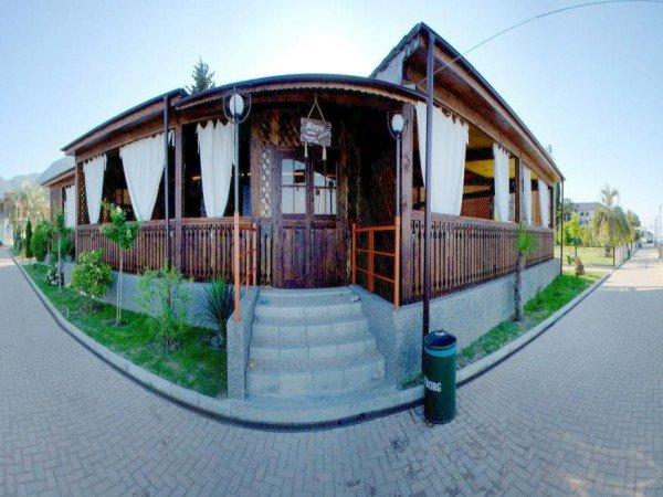 Гриль-бар «Mangal»