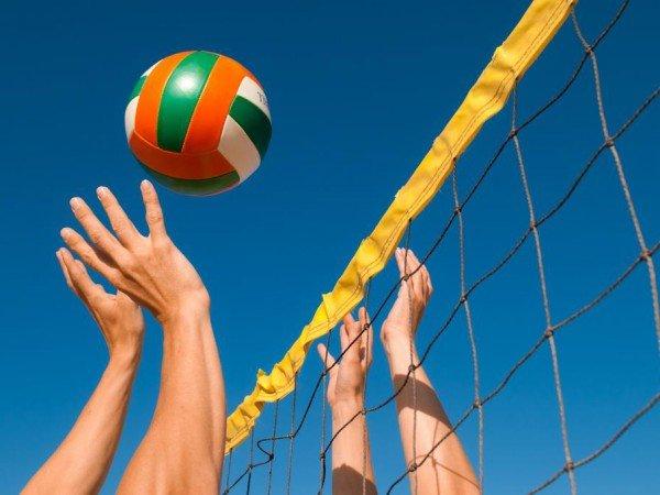 Открытая волейбольная площадка