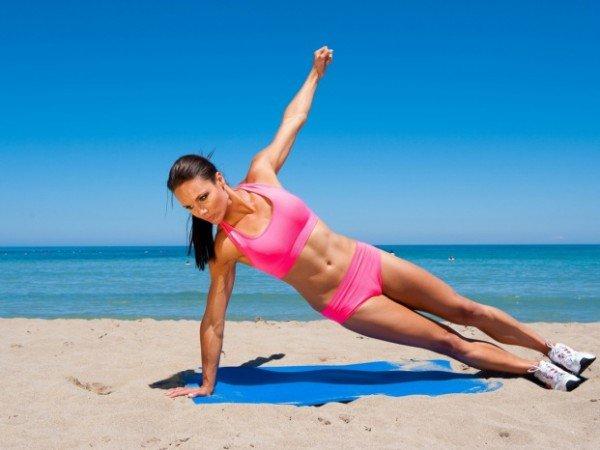 Фитнесс-программы на пляже