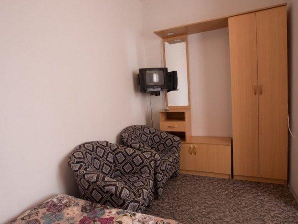 3-местный 2-комнатный эконом