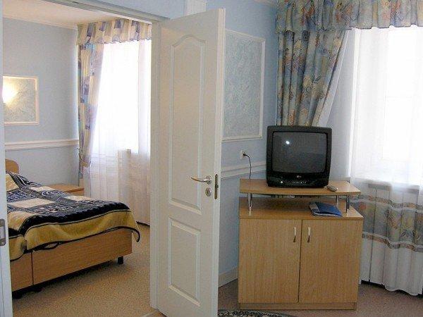 2-местные 2-комнатные «Полулюкс/Б»