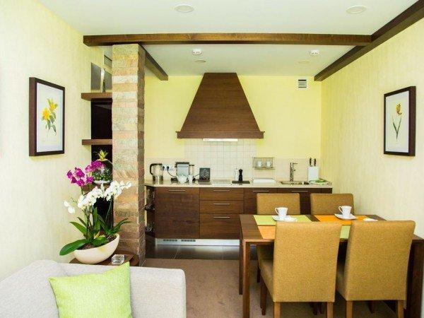 2-комнатные апартаменты, 3-й корпус