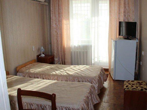 2-местный 1-комнатный Корпус №1