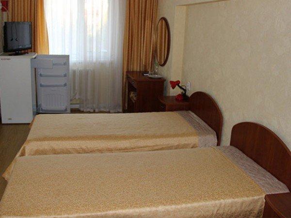 2-местный 2-комнатный ПК Корпус №1