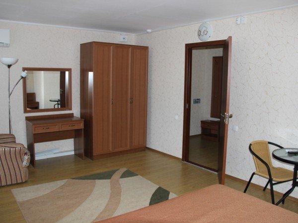 2-местный 2-комнатный Люкс Корпус №1