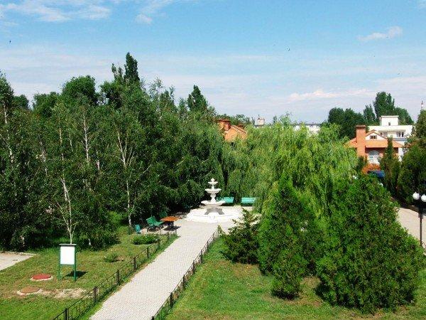 Организация мероприятий в отеле «Феодосия»