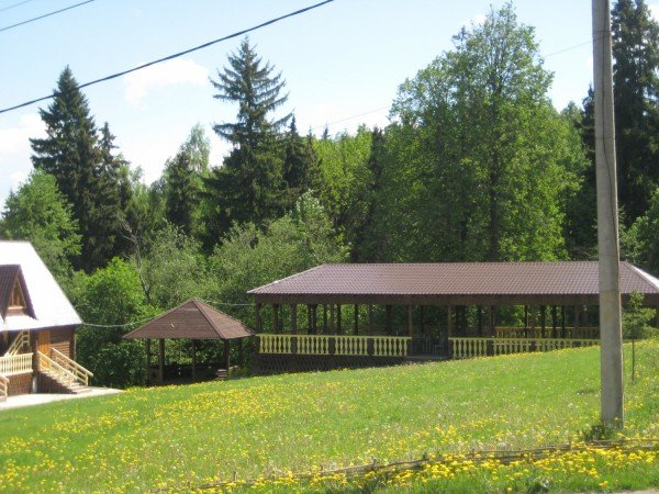 Организация мероприятий в отеле «Шиблово-Горки»