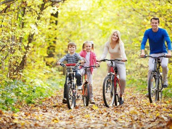 Велосипедные прогулки и квадроциклы