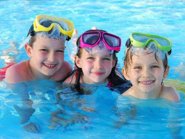 Детское плавание и фитнес