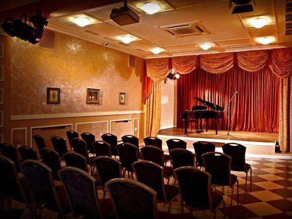 Банкетный зал «Театральная гостиная»