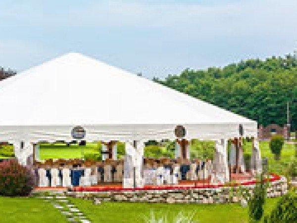 Свадебные шатры
