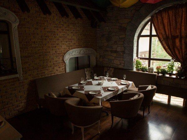 Ресторан «Сердце Парижа»