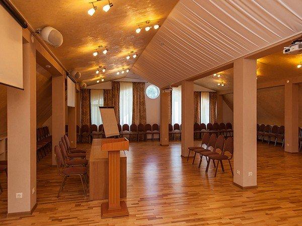 Организация мероприятий в отеле «Фестиваль»
