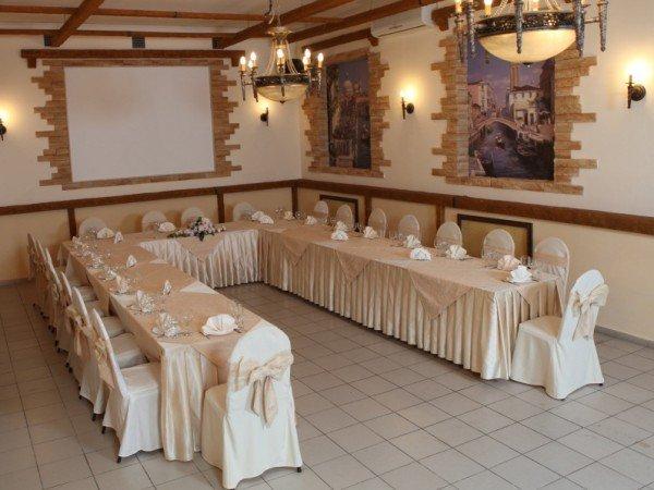 Ресторанный комплекс «Олимп»