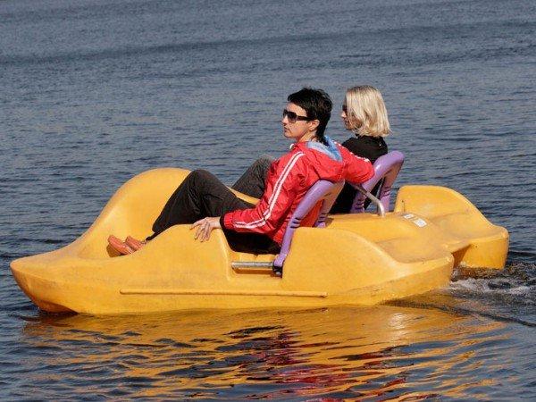 Прокат лодок, катамаранов, байдарок, досок для серфинга