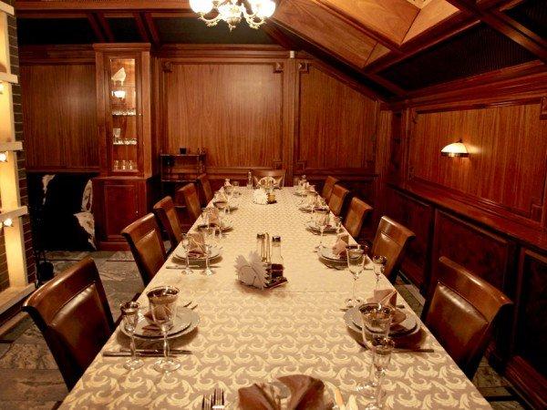 VIP-зал «Английский клуб»