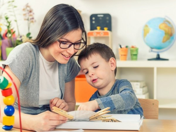 Новая услуга - НЯНЯ для вашего ребенка