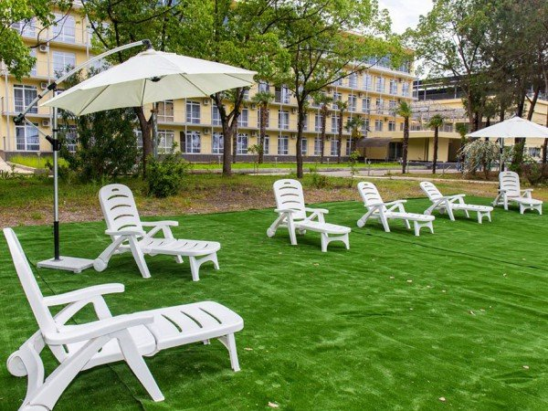 Организация мероприятий в отеле «WELLNESS ParkHotel GAGRA»