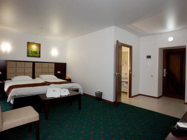 """Комфорт 2-местный 1-комнатный """"TWIN/DOUBLE"""" (вид море, 3-4 этаж)"""
